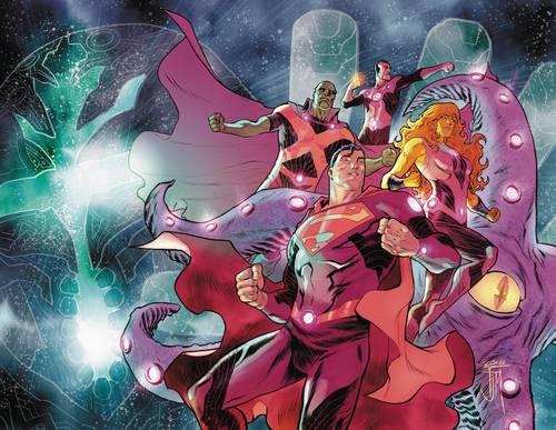 Dc comics justice league no justice 20180302