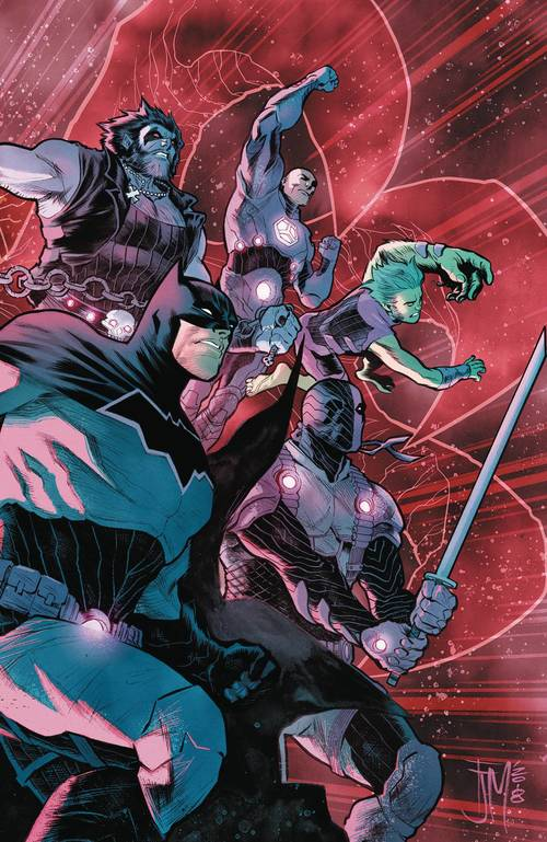 Dc comics justice league no justice tpb 20180530