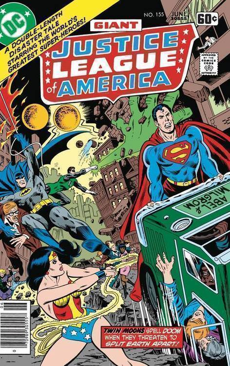 Dc comics justice league of america bronze age omnibus hardcover volume 03 20180928