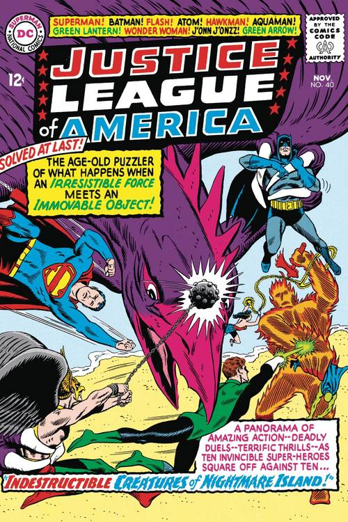 Dc comics justice league of america the silver age tpb vol 04 20180329