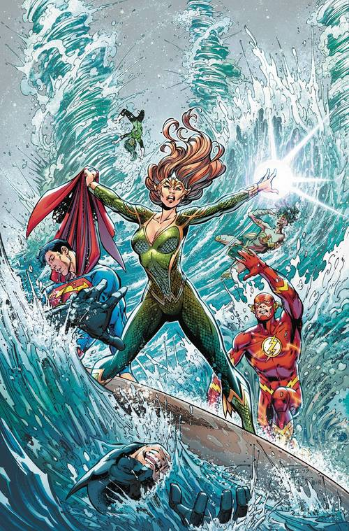Dc comics justice league rebirth dlx coll hc book 02 20180103