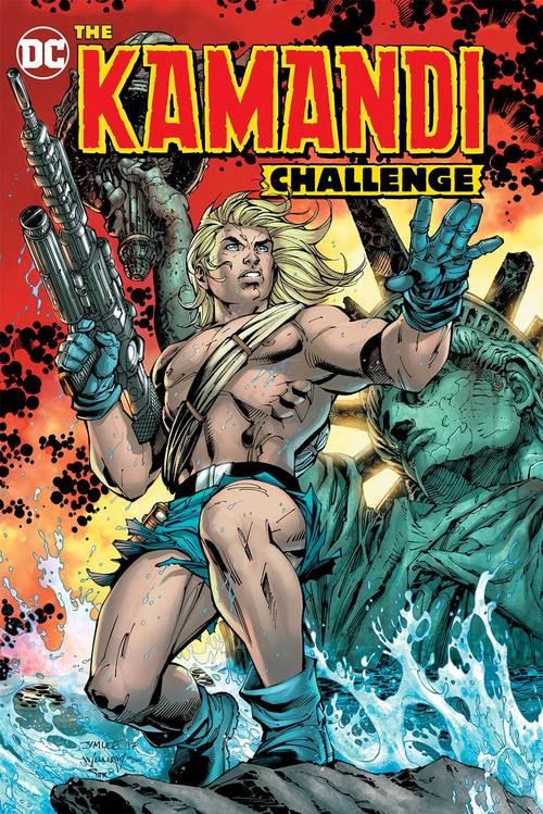 Dc comics kamandi challenge hardcover 20171231