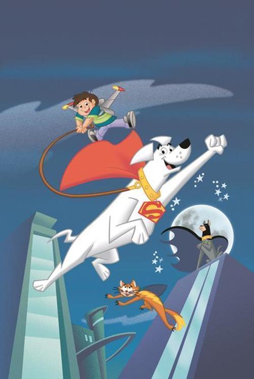 Dc comics krypto the superdog tpb 20210126