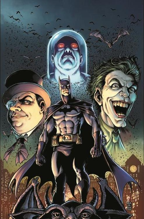 Dc comics legends of the dark knight 20210224