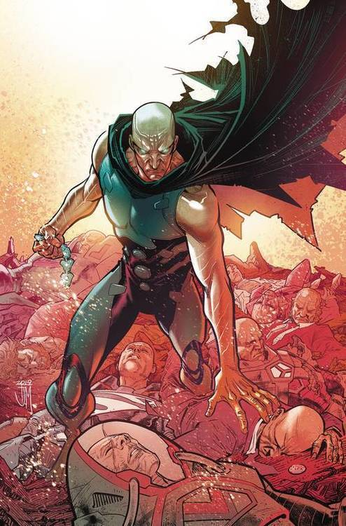 Dc comics lex luthor year of the villain 20190626