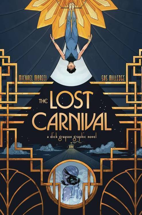 Dc comics lost carnival a dick grayson graphic novel tpb 20191127