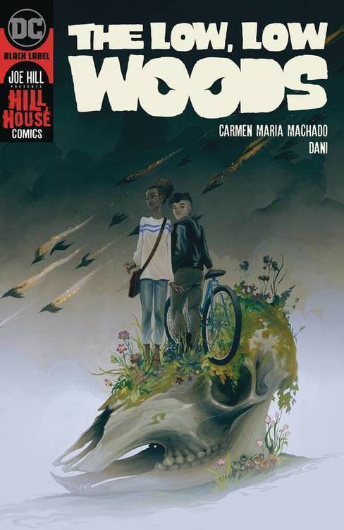 Dc comics low low woods mature 20190926