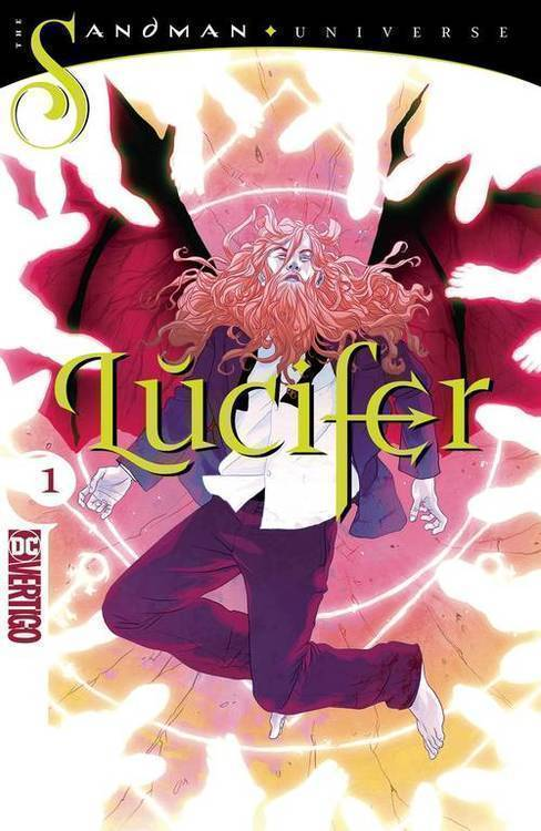 Dc comics lucifer mature 20180801