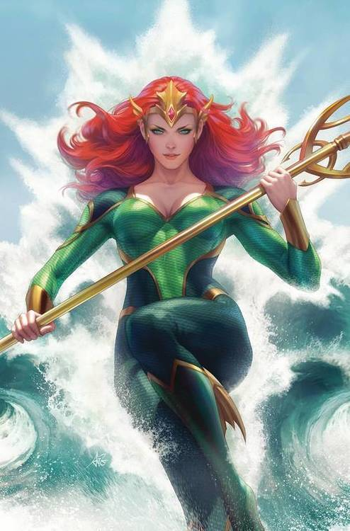 Dc comics mera queen of atlantis tpb 20180830