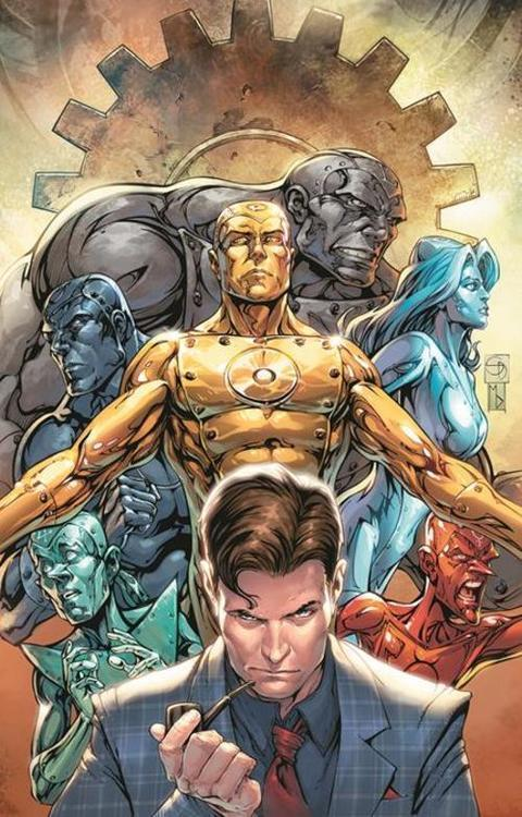 Dc comics metal men elements of change tpb 20210101
