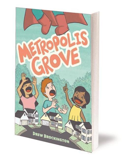 Dc comics metropolis grove tpb 20201125