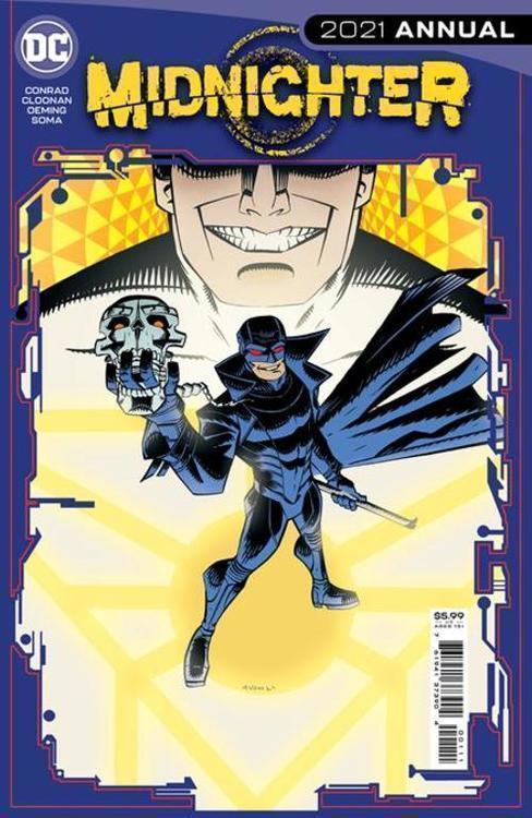 Dc comics midnighter 2021 annual 1 20210528