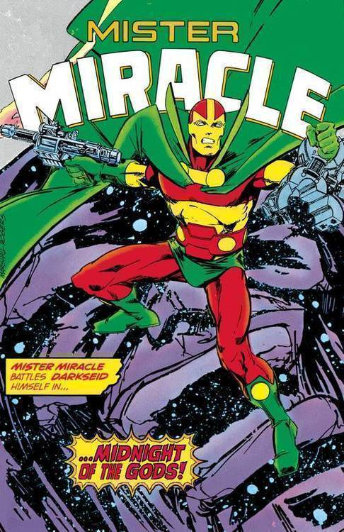 Dc comics mister miracle by steve englehart steve gerber hardcover 20190828