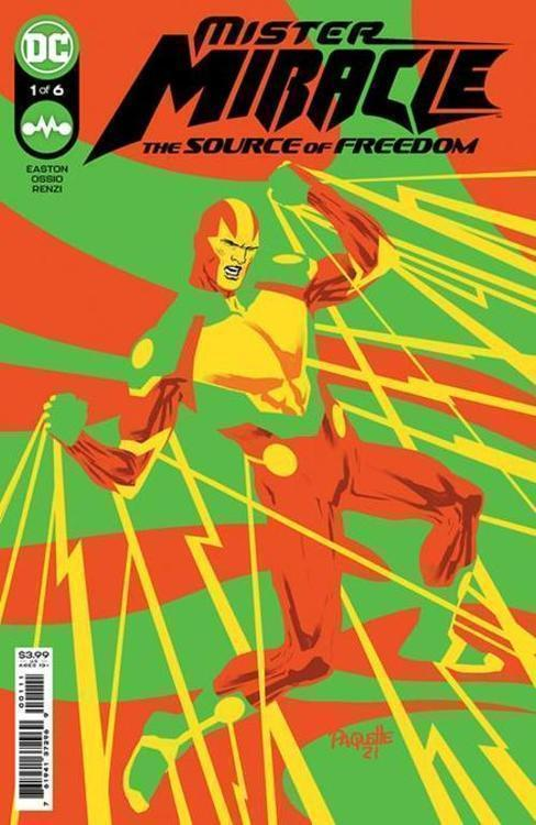 Dc comics mister miracle the source of freedom 20210224
