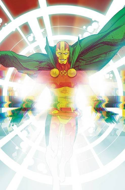 Dc comics mister miracle tpb mature 20180801