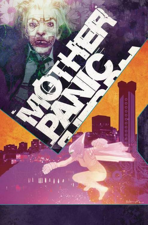 Dc comics mother panic gotham ad tpb mature 20180801