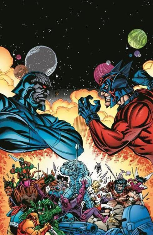 New Gods Book One Bloodlines TPB