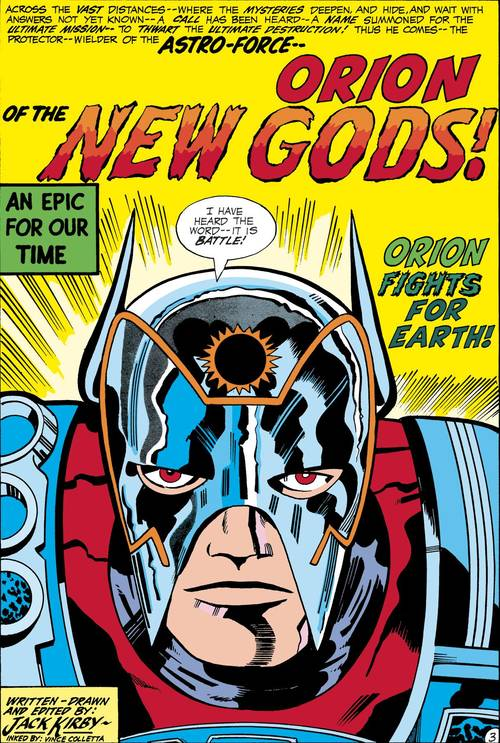 Dc comics new gods by jack kirby tpb 20180430