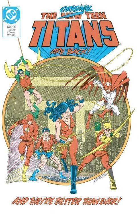 New Teen Titans Omnibus Hardcover Volume 04