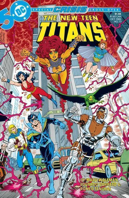 Dc comics new teen titans tpb vol 10 20181130