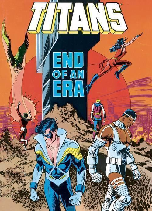 New Teen Titans TPB Volume 11