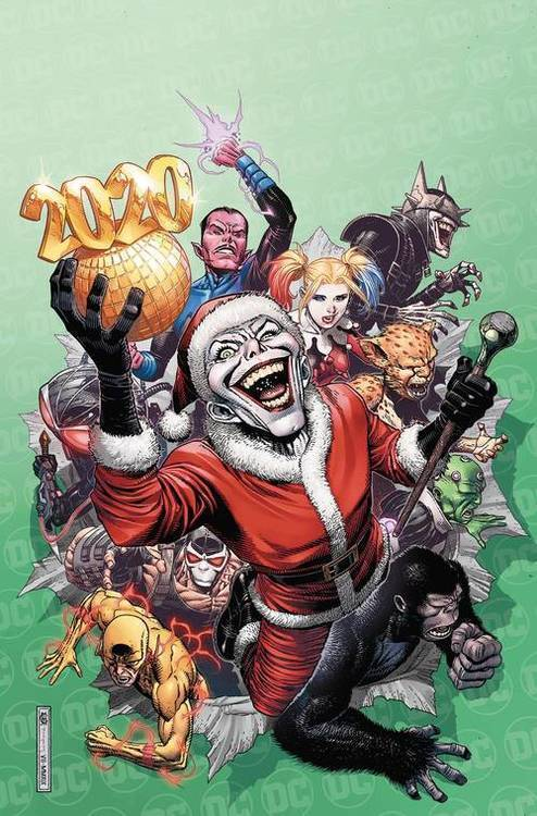 Dc comics new years evil 1 20190926