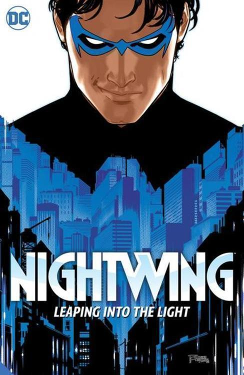 Nightwing (2021) Hardcover Volume 01 Leaping Into The Light