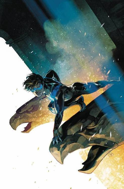 Nightwing Rebirth Deluxe Collection Hardcover Book 03