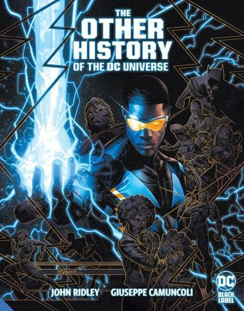 Dc comics other history of the dc universe hardcover 20210630