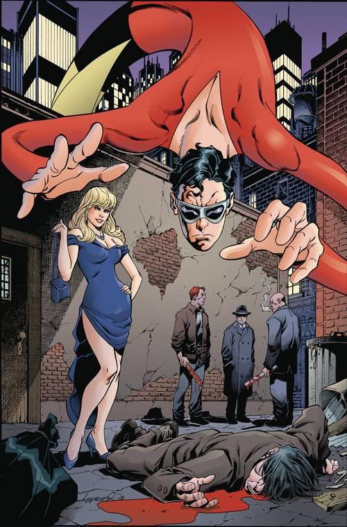 Dc comics plastic man 20180329