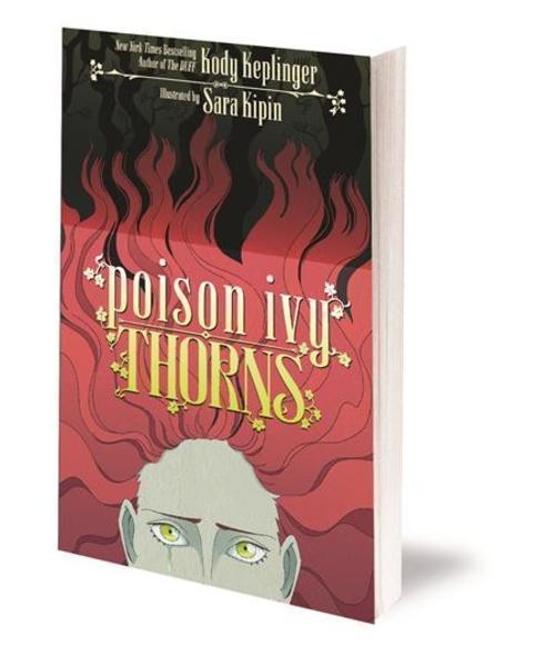 Dc comics poison ivy thorns tpb 20210101