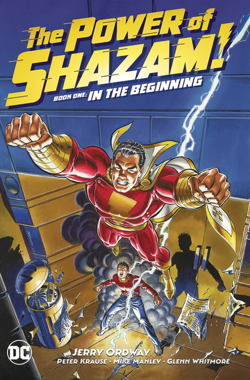 Dc comics power of shazam hc book 01 in the beginning 20200528