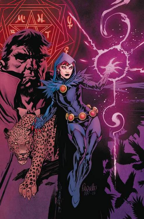 Dc comics raven daughter of darkness tpb vol 01 20180701