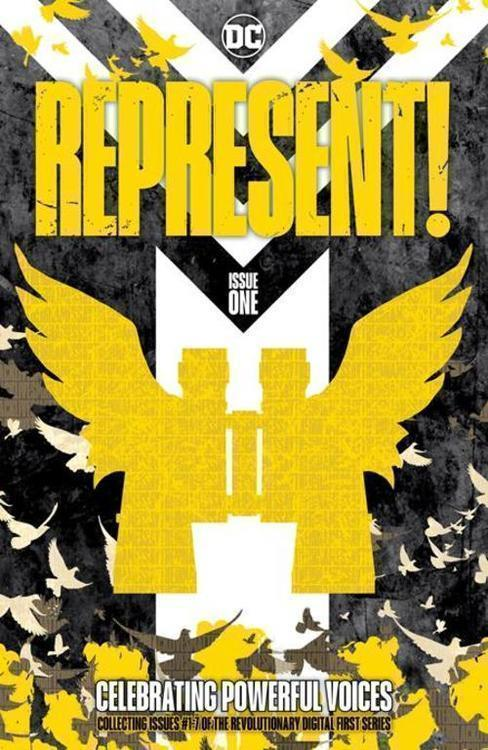 Dc comics represent 1 one shot 20210325