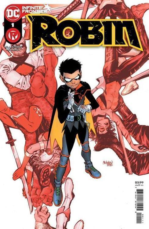 Dc comics robin 20210126