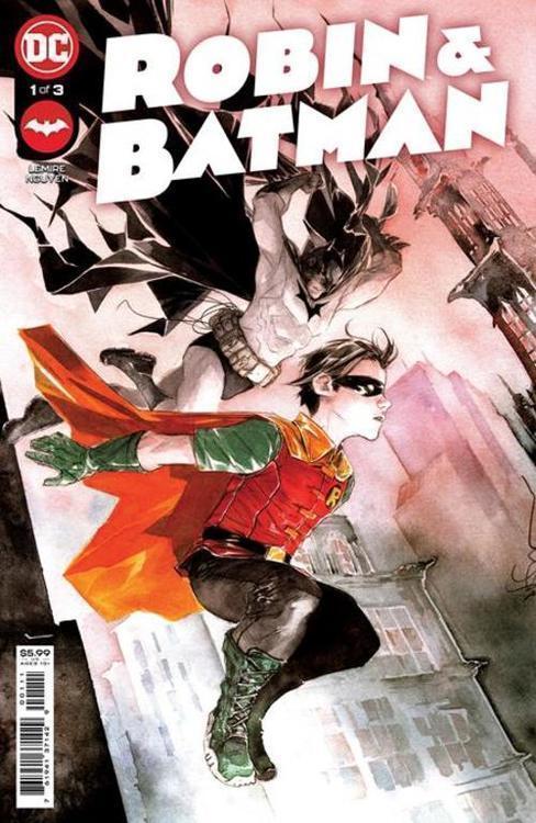 Dc comics robin batman 20210829