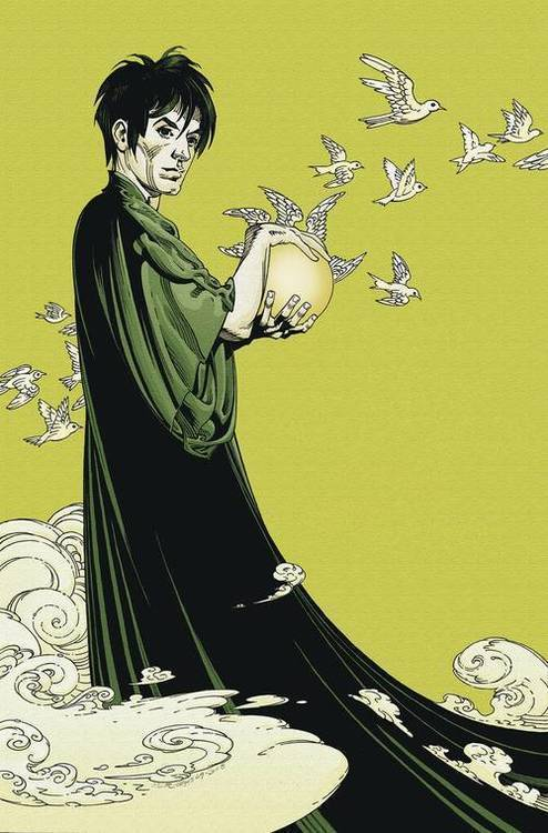 Sandman Dream Hunters 30 Anniversary TPB Edition Graphic Novel (Mature)