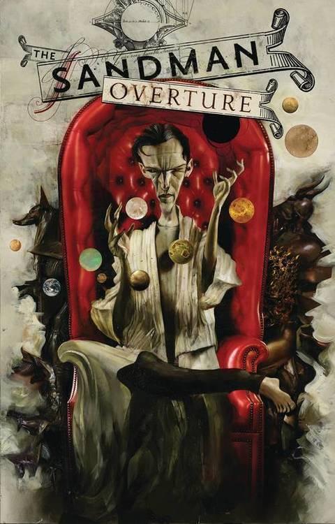Sandman Overture 30th Anniversary Edition TPB (Mature)