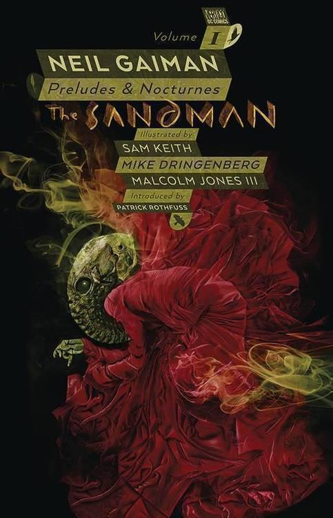 Dc comics sandman tpb vol 01 preludes nocturnes 30 anniv ed 20180701