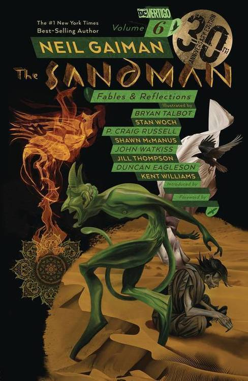 Dc comics sandman tpb vol 06 fables refelctions 30th anniversary edition mature 20181130