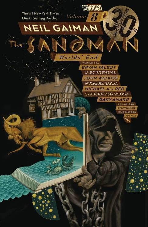 Dc comics sandman tpb vol 08 worlds end 30th anniversary edition mature 20190129
