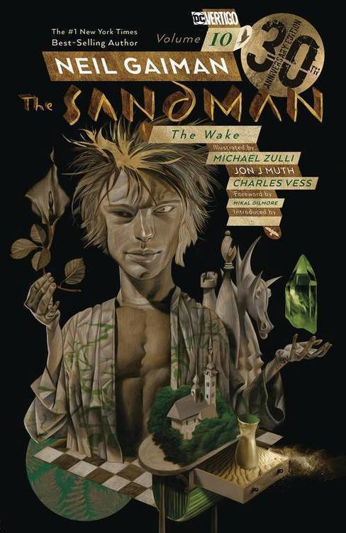 Dc comics sandman tpb vol 10 the wake 30th anniversary edition mature 20190327