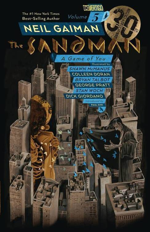 Dc comics sandman tpb volume 05 a game of you 30th anniversary edition mature 20181025
