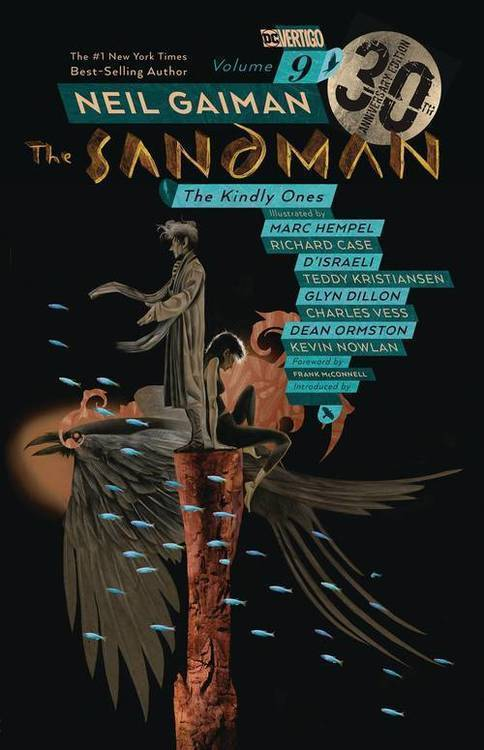 Sandman TPB Volume 09 The Kindly One 30th Anniv Edition (Mature)