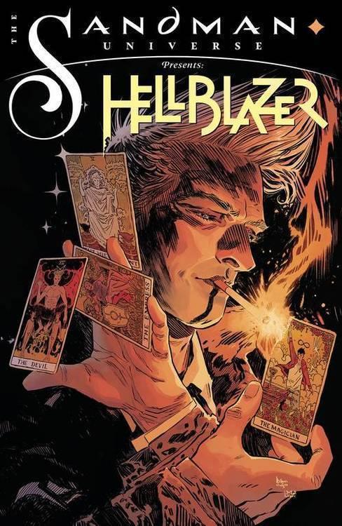 Sandman Universe Special Hellblazer
