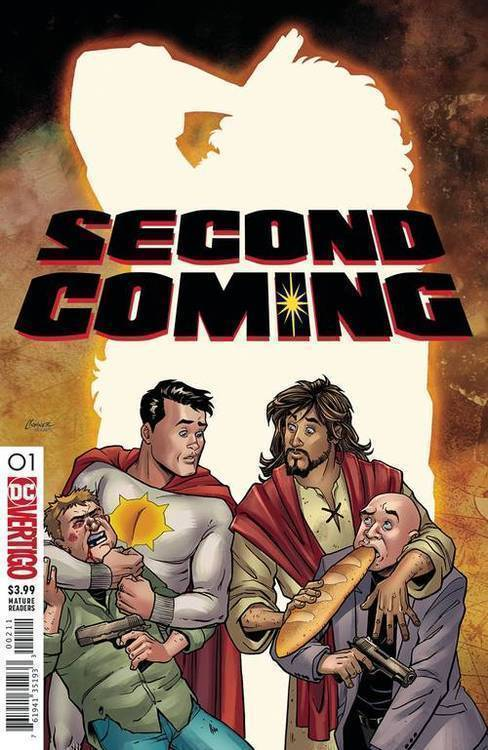 Dc comics second coming 1 of 6 mr 20181231