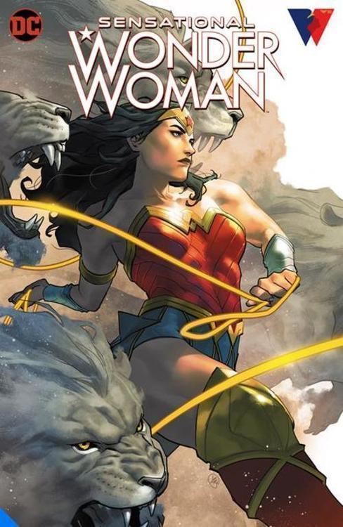 Dc comics sensational wonder woman tpb vol 01 20210528