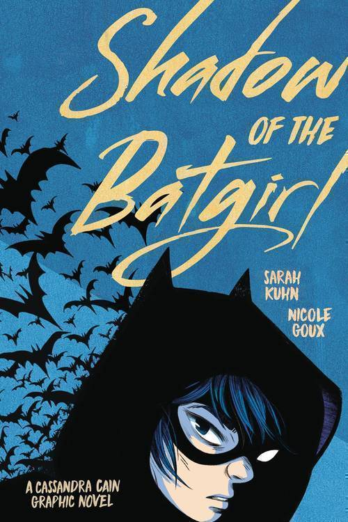 Dc comics shadow of the batgirl tpb 20190926