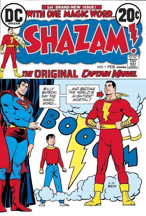 Shazam The Worlds Mightiest Mortal Hardcover Vol 01