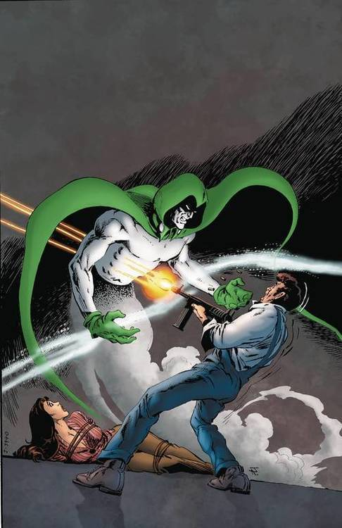 Dc comics spectre the wrath of the spectre omnibus hardcover 20191031